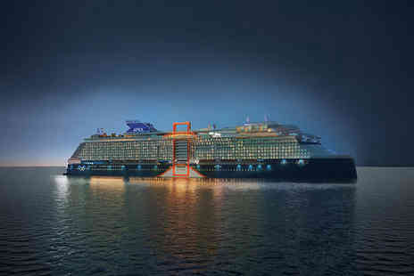 Vision Cruise - Ten nights full board European capital cities cruise aboard Celebrity Apex - Save 6%