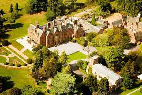 Wroxall Abbey Estate - Four Star overnight Warwickshire stay for two people with breakfast and spa access - Save 43%