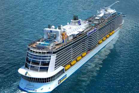 Vision Cruise - 10 nights Canary Island full board cruise aboard the Royal Caribbean Anthem of the Seas - Save 13%
