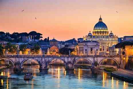 Europe Shuttle - Rome by Yourself with English Chauffeur - Save 0%