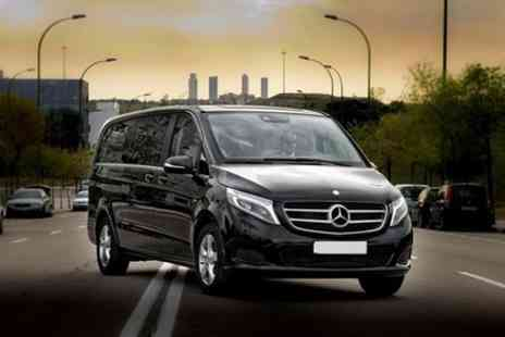 Europe Shuttle - Arrival Private Transfer from Turin Airport TRN to Turin City by Luxury Van - Save 0%