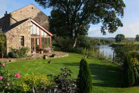 Riverside Barn - Two Nights Stay for Two - Save 55%