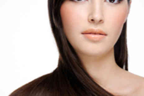 The Salon - Haircut, Blow Dry, and Deep Conditioning Treatment - Save 59%