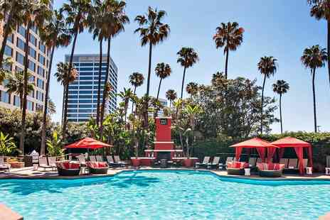 Fashion Island Hotel - Newport Beach Four Star Hotel with $50 Credit and Parking - Save 0%