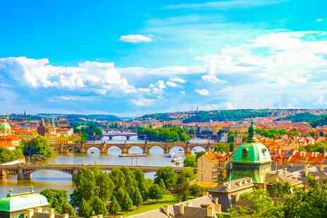 Hotel Golden Key - Four Star Boutique Hotel near the Charles Bridge for two - Save 71%