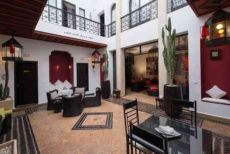 Riad Akka - Central Riad with Outdoor Pool for two - Save 46%