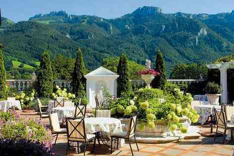 Residenz Heinz Winkler - Five Star Michelin Starred Delights with 5 Course Gourmet Dinner - Save 41%