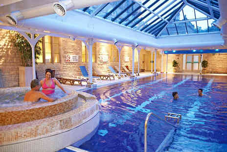 Thoresby Hall - Deluxe spa day for two people including a light two course lunch - Save 53%