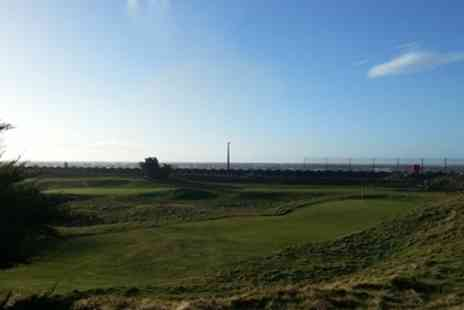 MiniLinks Lytham St Annes - 18 Holes of Golf or Crazy Golf and Putting with Club Hire for Two or Four - Save 25%