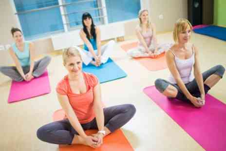 Refresh Health Club - Five or Ten Pilates Classes or Five Spinning Classes - Save 70%
