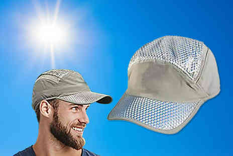 Litnfleek - Hydro cooling cap or hat - Save 50%