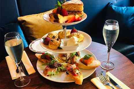 The Last Word Clifton Village - Afternoon tea for two with a glass of Prosecco each - Save 46%