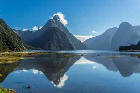 New Zealand Fly Drive - 18 Nights Self Driven Tour Across Breathtaking Lands - Save 0%