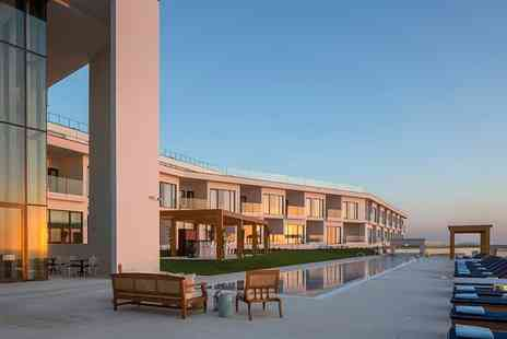 Evolutee Hotel - Five Star Boutique Design Hotel Close to Portugals Largest Lagoon for two - Save 64%
