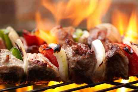 Rodizio Rico - All You Can Eat Brazilian BBQ with Caipirinha Cocktail - Save 41%