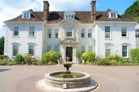 Gorse Hill Hotel - Standard Room for Two with Breakfast and Main Course Dinner - Save 21%