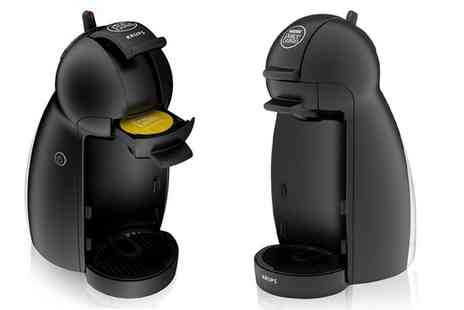 Groupon Goods Global GmbH - Krups Nescafe Dolce Gusto Piccolo Coffee Machine - Save 0%