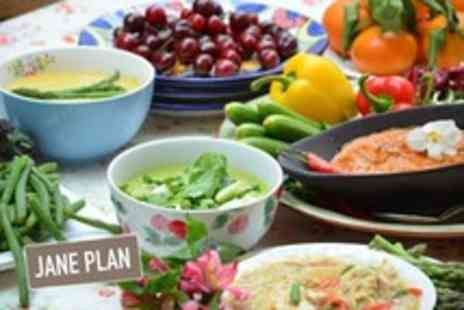 Jane Plan - 7 Day diet hamper including breakfast, lunch, dinner & snacks - Save 57%