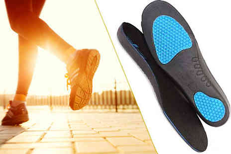 Sole Control - Orthotic Support Insoles - Save 60%