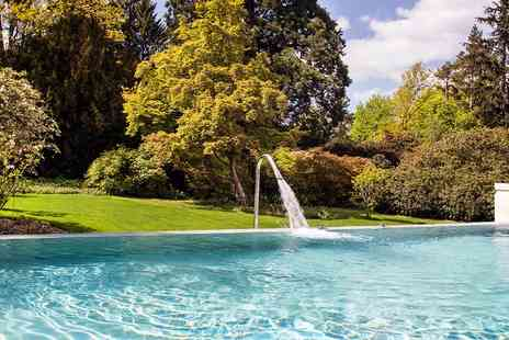 Rudding Park - Rasul and lunch for Two - Save 34%