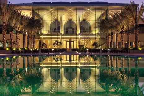 Kempinski Hotel Muscat - Luxury Spa Hotel on Gulf of Oman with Optional Abu Dhabi Stay - Save 0%