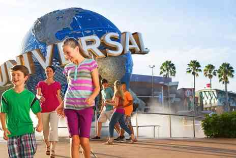 travelplanners - 14 Nights Disney and Universal holiday with flights - Save 0%