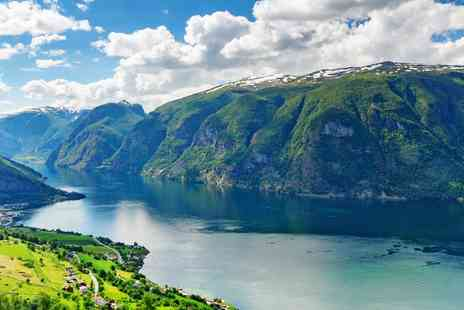 Cruise Circle - Seven Nights premium no fly Norwegian Fjords cruise from Southampton - Save 0%