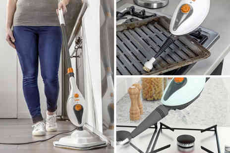 Direct Vacuums - Vax steam mop cleaner - Save 57%