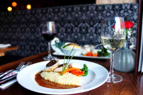 Ingram Wynd - Three course dining for two people - Save 29%