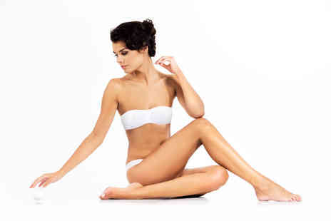 West End Beauty Clinic - Brazilian or Hollywood and underarm strip wax - Save 80%