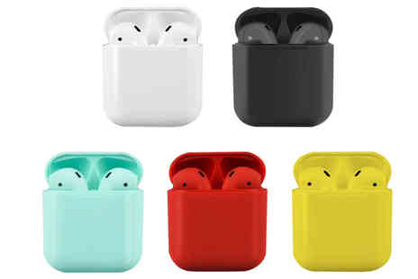 Suzhou Dashijie Electronics Co - i18 Android & Apple wireless earbuds - Save 50%