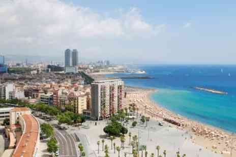 Via Holiday - Four Star 2 to 4 Nights Stay at the Hotel 4 Barcelona or Mercure Barcelona Condor with Return Flights - Save 0%