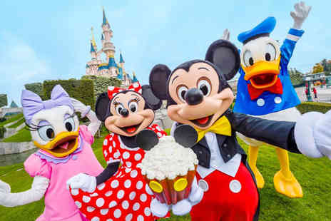 Super Escapes Travel - Two nights Disneyland Paris stay with return Eurostar or flights - Save 33%