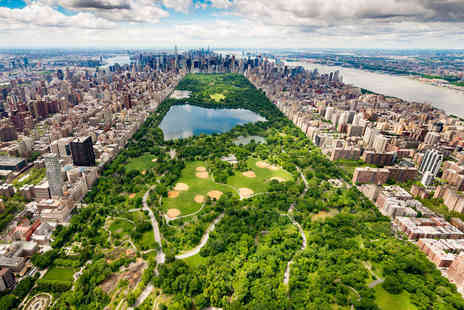 Super Escapes Travel - Three nights New York holiday with return flights - Save 25%