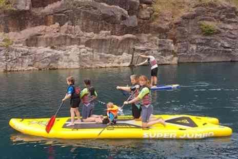 Big Crazy - Two Hour Water Sports Experience with Three Activities for Up to Four People - Save 35%
