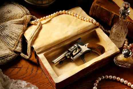 Murder Mystery - Murder Mystery and Three Course Dinner from 26th July To 23rd August - Save 0%