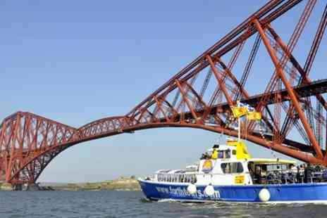 Forth Boat Tours - Three Bridges and Inchcolm Island cruise - Save 0%