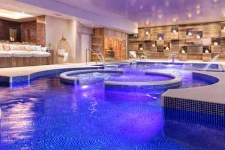 St Michaels Hotel & Spa - Spa Day with Lunch, Bubbly and One or Two Treatments for One or Two - Save 41%