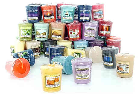 Yankee Bundles - 12 Yankee Candle Assorted Classic Votives - Save 50%