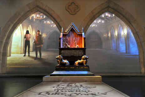 King Richard III Visitor Centre - Enjoy entry for two or a family of four - Save 46%