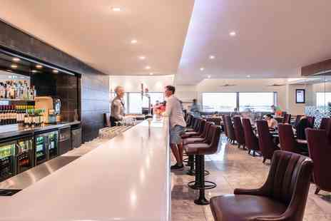 No1 Lounges - London Heathrow airport lounge entry with food and wine - Save 34%