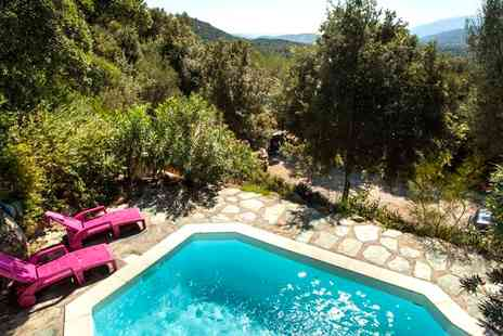 Corsican Places - Last minute Corsica villa break including flights - Save 0%