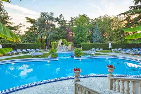 Abano Ritz Spa & Wellfeeling Resort -  Luxury Two Nights stay in a spa hotel in Veneto - Save 0%