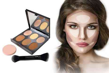 High Street TV - Magic mineral contour kit by Jerome Alexander- Save 47%