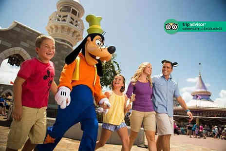 Weekender Breaks - Seven nights Orlando getaway with a Disney World ticket and return flights - Save 35%