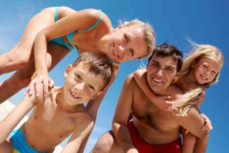 Pontins - 3 or 4 Nights Summer Holidays Entertainment Break for Up to Four - Save 0%