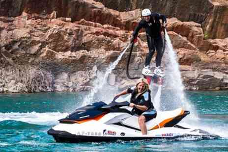 Big Crazy - 35 Minute Flyboarding Experience for One or Two - Save 27%