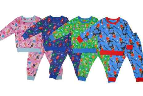 Groupon Goods Global GmbH - Toddler Character Fleece Twosie - Save 0%