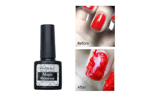 Forever Cosmetics - Magic Nail Polish Remover - Save 50%