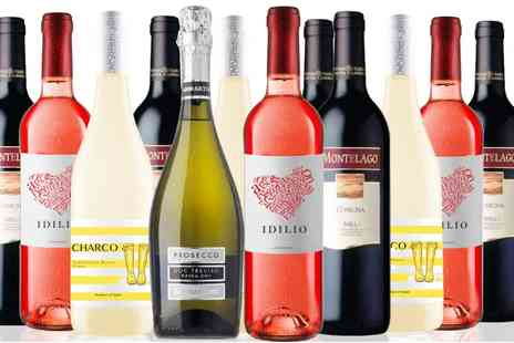 San Jamon - 11 Spanish wines and prosecco - Save 0%